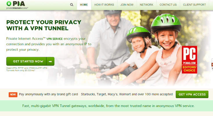Private Internet Access Review - Usenet