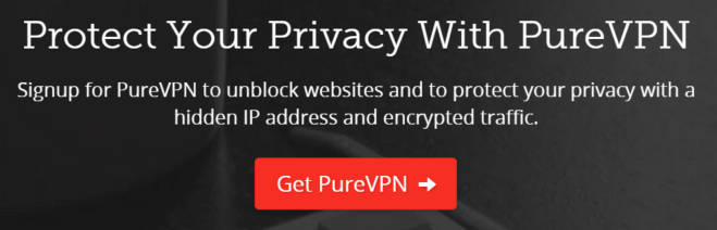 Protect your Privacy with PureVPN