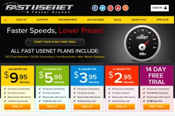 fast usenet