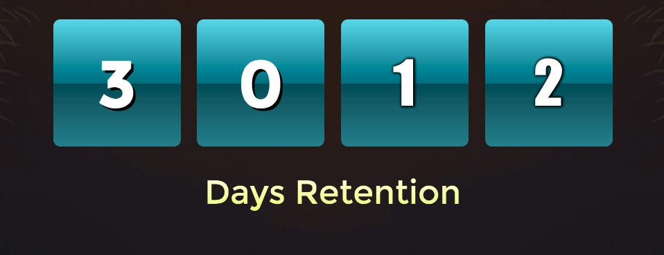 Usenet Newsgroups Retention