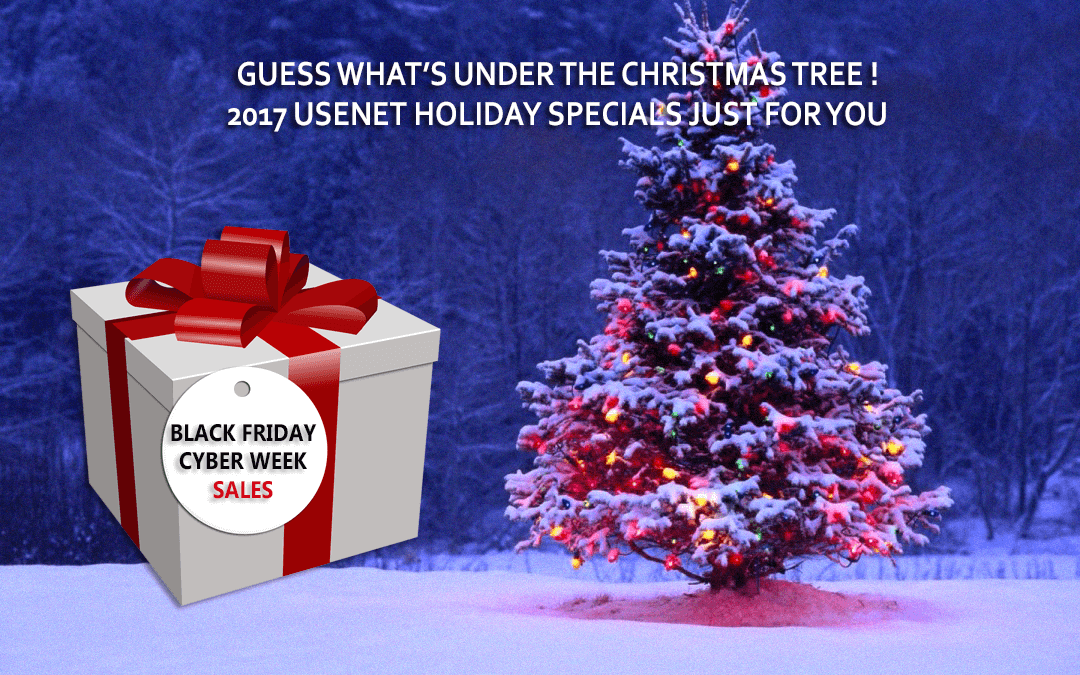 2017 Usenet Holiday Specials