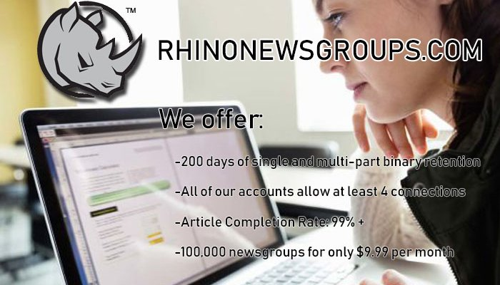 Rhinonewsgroups