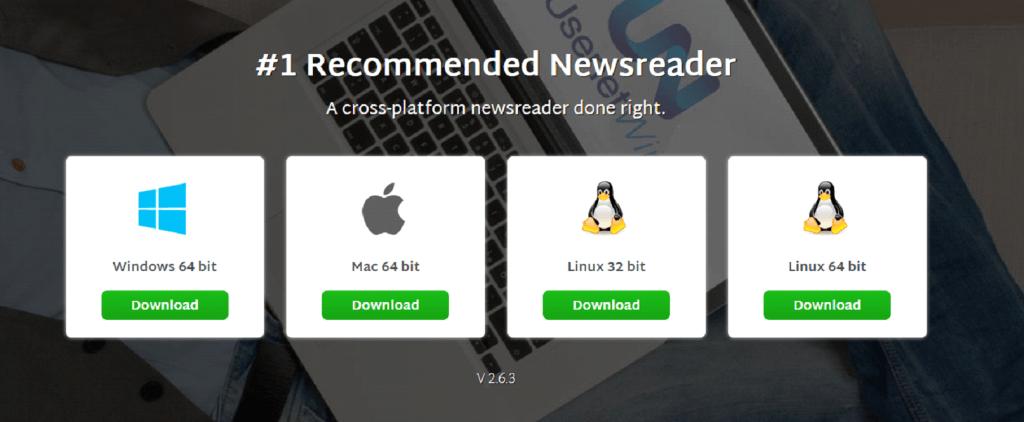 UsenetWire Newsreader