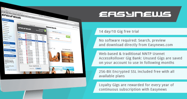 Free Usenet Trials