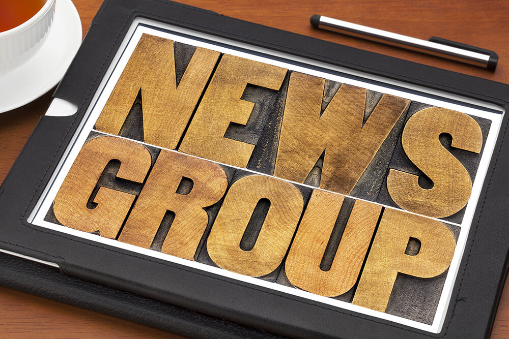 What is a News Group and How do I use them?